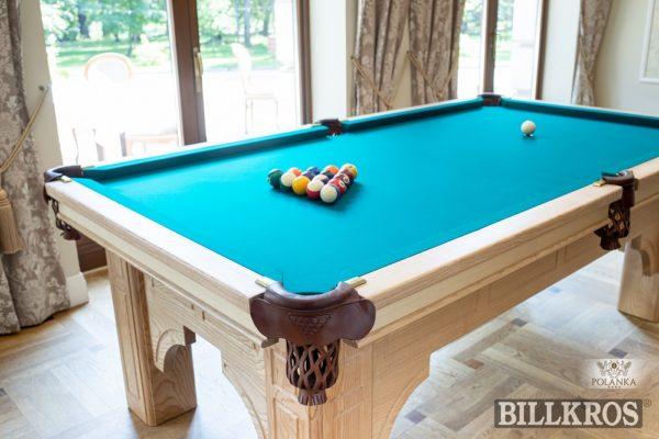 Stół bilardowy Prestige 8FT bezbarwny