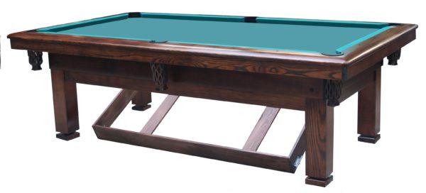 Stół bilardowy AS 8FT z schowkiem na blaty