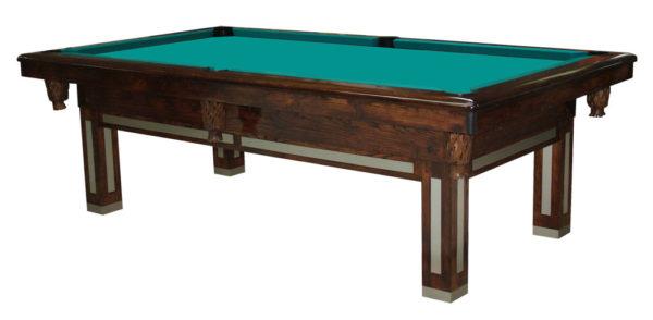 Stół bilardowy AS 8FT z szarym laminatem