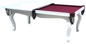 Stół bilardowy HOME 7FT Biały