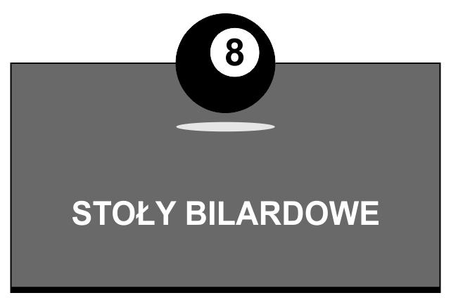 Stoły bilardowe BILLKROS