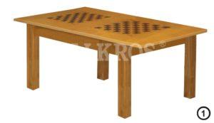 Stolik szachowy Junior dla 4 osób